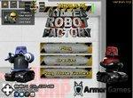 Стрелялка: На фабрике роботов убийц
