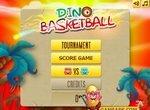Баскетбол в мире динозавров