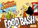 Джонни Браво: Бросаемся едой