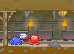 Красный и синий шары 3