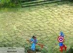 Супергерои в великой схватке