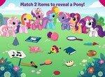 Подбери предмет для каждой пони