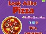 Делаем две одинаковые пиццы