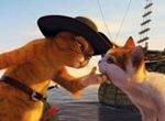 Пазл: Кот в сапогах и кошечка