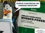 Пингвины Мадагаскара: Магия чисел