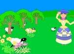 Телепузики ищут овечек