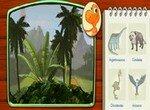 Путешествие Бадди на поезде динозавров