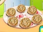 Кухня Сары: Арахисовое печенье