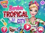 Барби на тропическом курорте