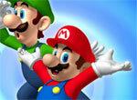 Спрятанные буквы Марио