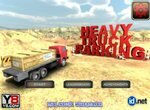 Паркуй тяжелый грузовик 3D