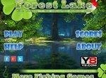 Симулятор рыбалки: Рыбачим на лесном озере