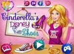 Обувь от Золушки для принцесс Дисней