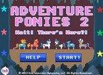 Приключения смелых пони 2