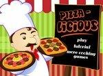 Пицца: Повторяй за шеф-поваром