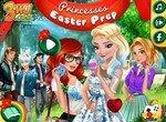Подготовка к Пасхе с принцессами Диснея