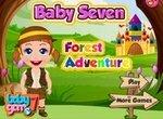 Малышка Севен: Лесные приключения
