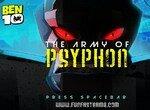 Бен Тен против армии Псифона