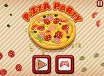 Приготовь пиццу для вечеринки