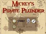 Приключения пирата Микки Маус