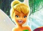 Фея Динь-Динь у стоматолога
