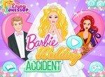 Несчастный случай с Барби на свадьбе