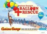 Любопытный Джордж: Полет на шариках