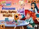 Настольные игры с принцессами Диснея