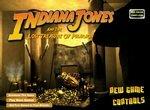 Индиана Джонс ищет сокровища Фараона
