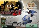 Обычный мультик Бродилка: Убийца Z
