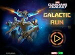 Космический побег Стражей Галактики