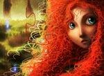 Пазл: Принцесса Мерида