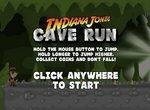 Забег Индианы Джонса по пещере
