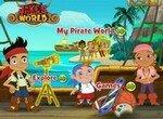 Добро пожаловать в мир Джейка и пиратов
