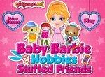 Малышка Барби: Шьем мягкие игрушки