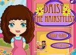 Дейзи открыла парикмахерскую