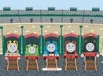 Томас и его друзья: Эмоции паровозиков