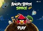Злые птички гоняют на космическом велике