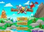 Рыцарь летит спасать короля