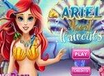 Ариэль: Новая прическа русалки