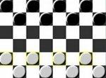 Русские шашки на двоих онлайн
