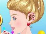 Барби: Операция на уши