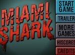 Майамская акула нападает