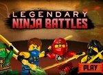 Лего Ниндзя Го: Легендарные бои