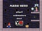 Герой Марио спасает Пич