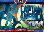 Мститель Капитан Америка на страже свободы