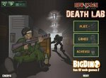 Побег солдата из лаборатории смерти
