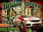 Зомби атакуют водителя