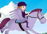 София Прекрасная на летающей лошадке