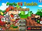 Марио: Оборона от зомби